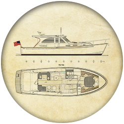 Legacy 42 Yacht Blueprint