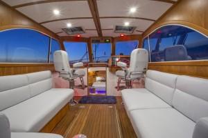 Tartan Legacy 36, Grande Duck off Newport RI.